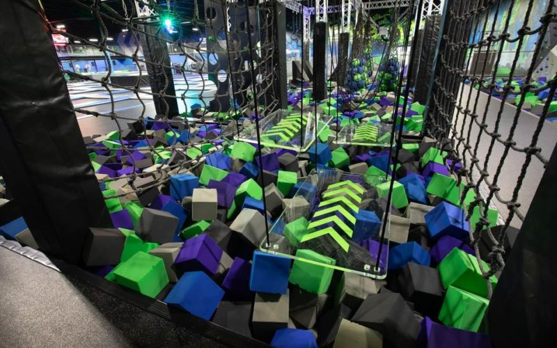 Defy Chattanooga - Ninja Obstacle Course