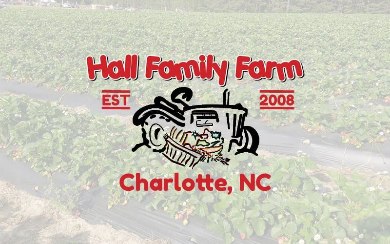 Hall Family Farm - Charlotte, NC
