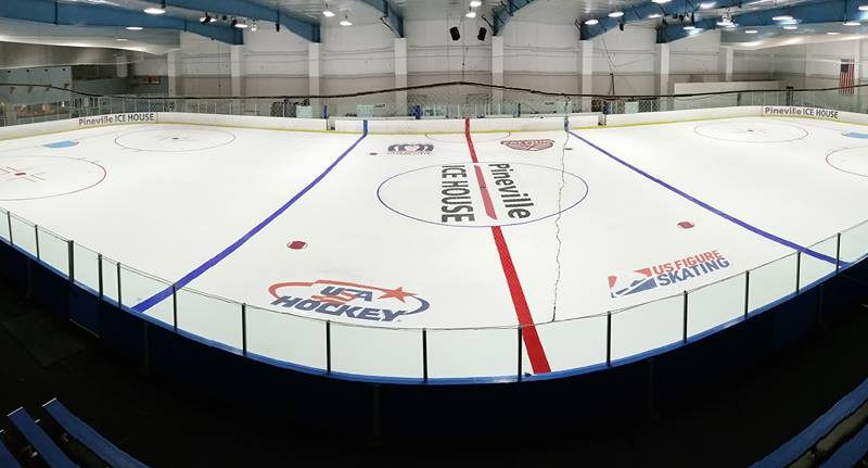 Pineville Ice House Rink - Charlotte
