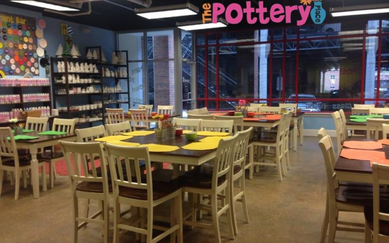 Pottery Place Chattanooga TN