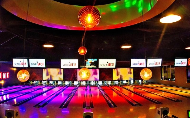 Sparetime Chattanooga - Bowling