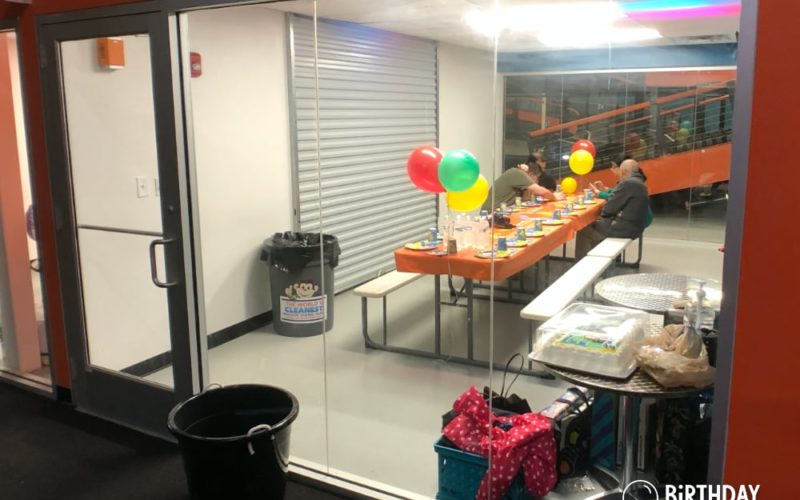 Private Birthday Party Room @ Urban Air Adventure Park - Atlanta (Snellville), GA